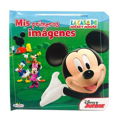 Libro Primeras imágenes La casa de Mickey Mouse