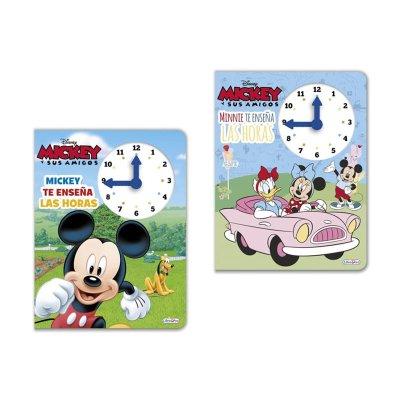 Wholesaler of Libros Minnie te enseña las horas