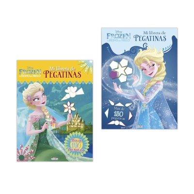 Wholesaler of Libros Mi libreta de pegatinas Frozen