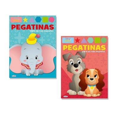 Wholesaler of Libros Pegatinas para pequeños Baby Disney