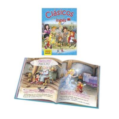 Libro Clásicos para aprender inglés