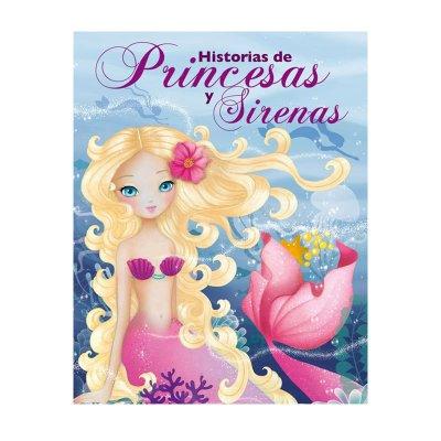 Wholesaler of Libro Historias Princesas y Sirenas