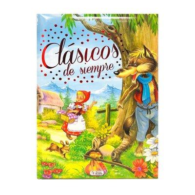 Wholesaler of Libro Cuentos clásicos de siempre