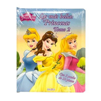 Libro Las más bellas Princesas Tomo 2