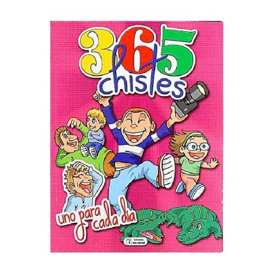 Libro 365 chistes