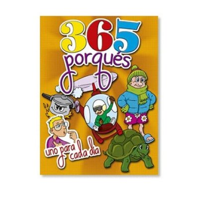 Libro 365 porqués