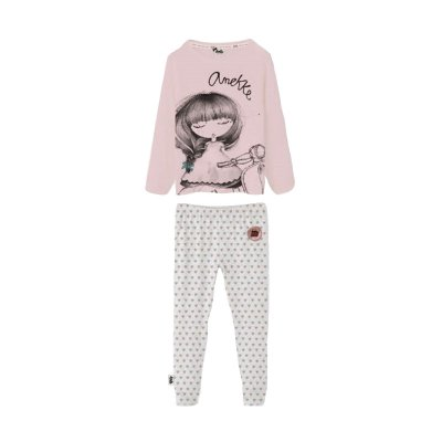 732aa15a1 Pijama niña Anekke - Kilumio