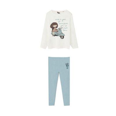 Pijama niña Anekke Traveller