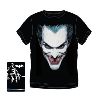 Camiseta adulto Joker Batman
