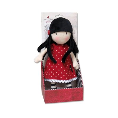 Muñeca de trapo 30cm Gorjuss New Heights