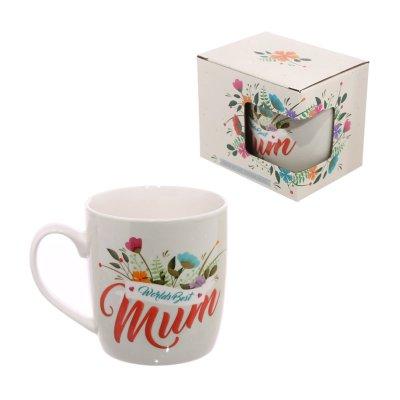 Taza cerámica Worlds Best Mum