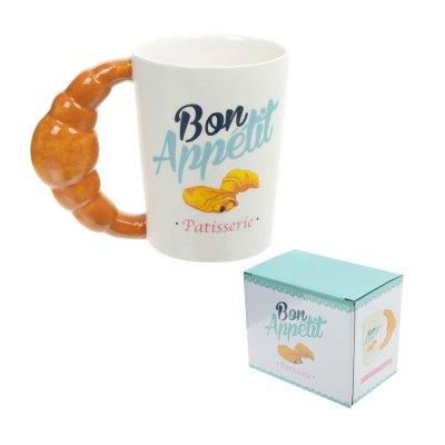 Taza cerámica Bon Appétit