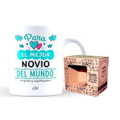Wholesaler of Taza cerámica frases - Para el mejor novio