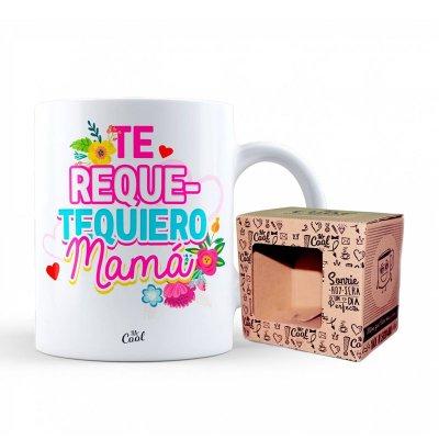 Wholesaler of Taza cerámica frases - Te reque-tequiero mamá