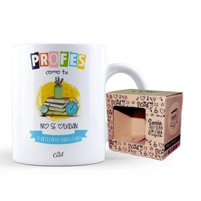 Wholesaler of Taza cerámica frases - Profes como tu no se olvidan