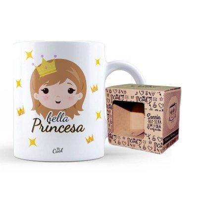 Wholesaler of Taza cerámica frases - Bella Princesa