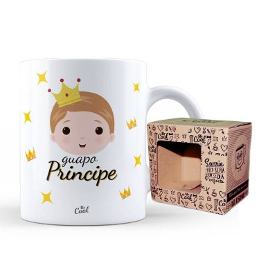 Wholesaler of Taza cerámica frases - Guapo Príncipe