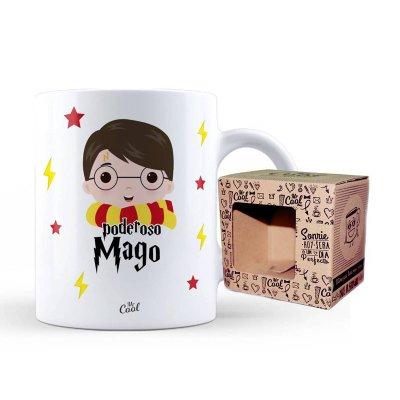 Wholesaler of Taza cerámica frases - Poderoso Mago