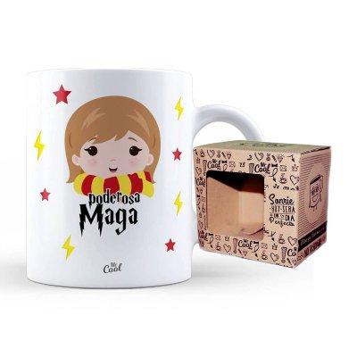 Wholesaler of Taza cerámica frases - Poderosa Maga