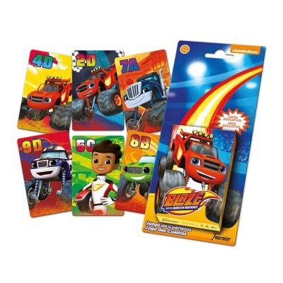 Distribuidor mayorista de Baraja de cartas infantiles Blaze and The Monster Machines