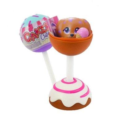 Piruleta Cakepop Cuties Surprise con squishy