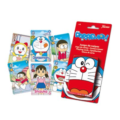 Distribuidor mayorista de Baraja de cartas infantiles Doraemon