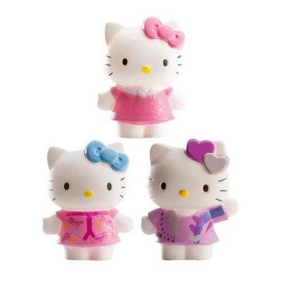 Figuras Hello Kitty 3 modelos