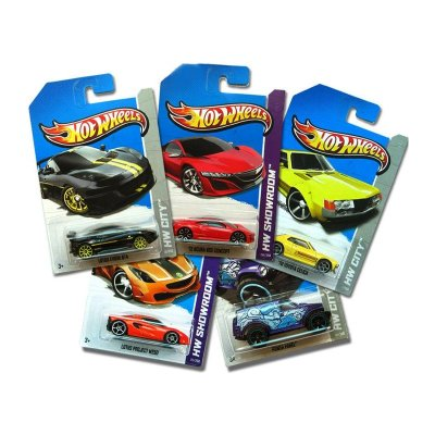 Wholesaler of Coches Hot Wheels 1:64 modelos surtidos