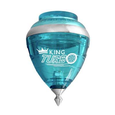 Peonza King Turbo (punta giratoria)
