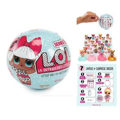 Bolas Lol Surprise muñecas con accesorios