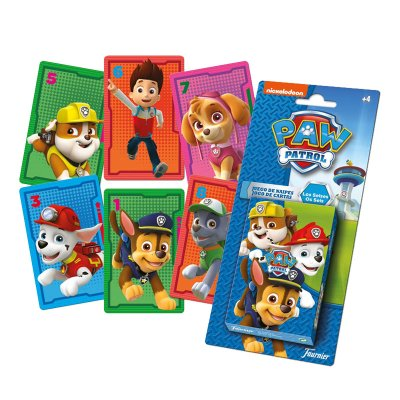 Wholesaler of Paw Patrol deck of playing cards