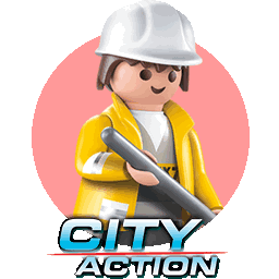 Distribuidor mayorista de Playmobil City Action