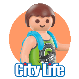 Distribuidor mayorista de Playmobil City Life