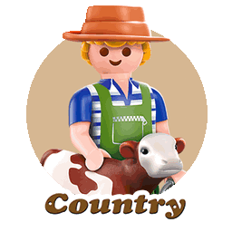 Distributor wholesaler of Playmobil Country