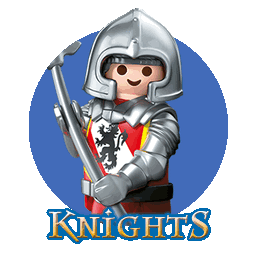 Distribuidor mayorista de Playmobil Knights
