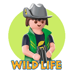 Distribuidor mayorista de Playmobil Wild Life